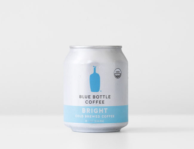 Cold brew bright